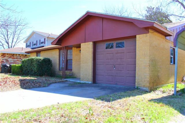 105 Turner Street, Cleburne, TX 76033 (MLS #13794781) :: NewHomePrograms.com LLC