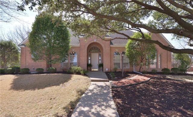 8808 Thorndale Court, North Richland Hills, TX 76182 (MLS #13794807) :: The Marriott Group