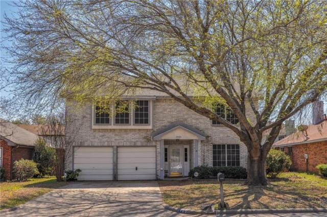 2825 Briar Hill Drive, Grand Prairie, TX 75052 (MLS #13795054) :: Century 21 Judge Fite Company