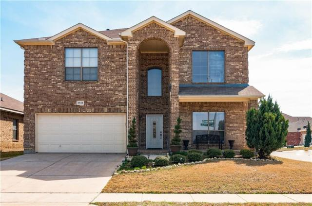 4845 Elkhart Drive, Fort Worth, TX 76036 (MLS #13795066) :: Kindle Realty