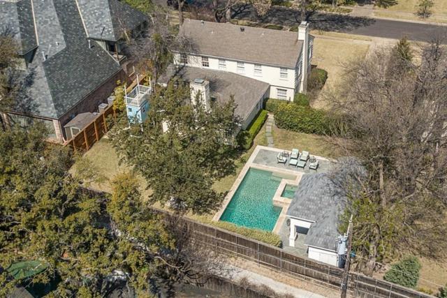 4323 Mcfarlin Boulevard, University Park, TX 75205 (MLS #13795091) :: Team Hodnett