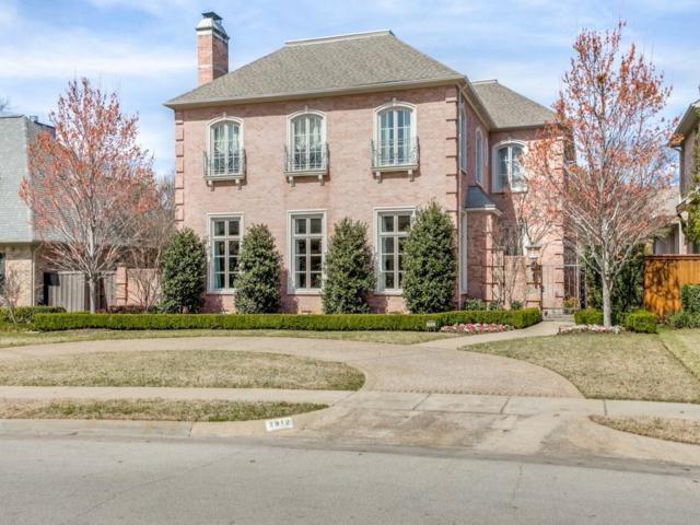 2912 Purdue Street, University Park, TX 75225 (MLS #13795112) :: Baldree Home Team