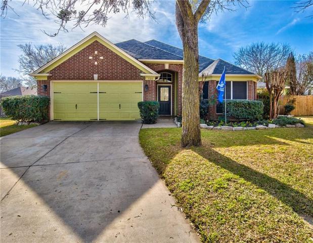 520 Briarcrest Drive, Burleson, TX 76028 (MLS #13795135) :: Team Hodnett