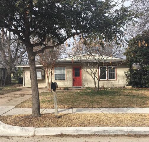 5864 Lyle Street, Westworth Village, TX 76114 (MLS #13795148) :: Team Hodnett