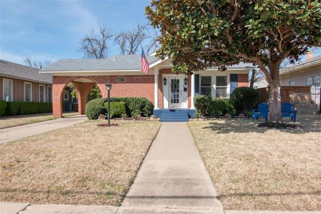 2410 Kenley Street, Fort Worth, TX 76107 (MLS #13795171) :: The Mitchell Group