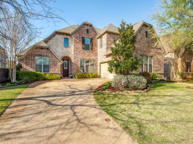 7512 Burr Ferry Drive, Mckinney, TX 75071 (MLS #13795200) :: The Real Estate Station