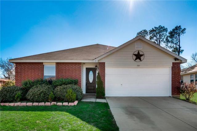 101 Oakcrest Circle, Terrell, TX 75160 (MLS #13795213) :: RE/MAX Landmark