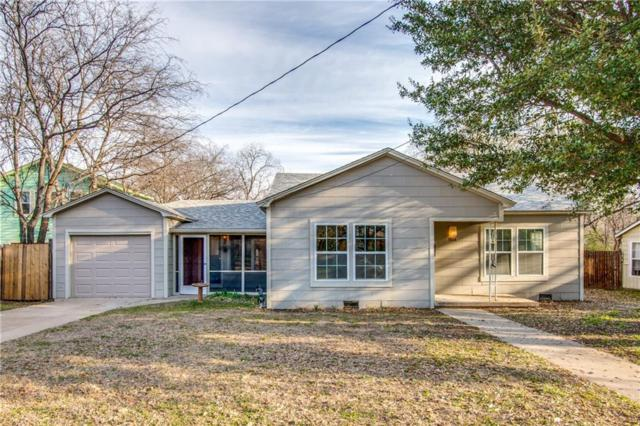 1504 Panhandle Street, Denton, TX 76201 (MLS #13795219) :: Team Tiller
