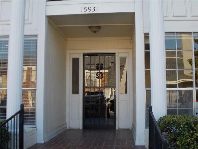 15931 Coolwood Drive #2064, Dallas, TX 75248 (MLS #13795250) :: Ebby Halliday Realtors