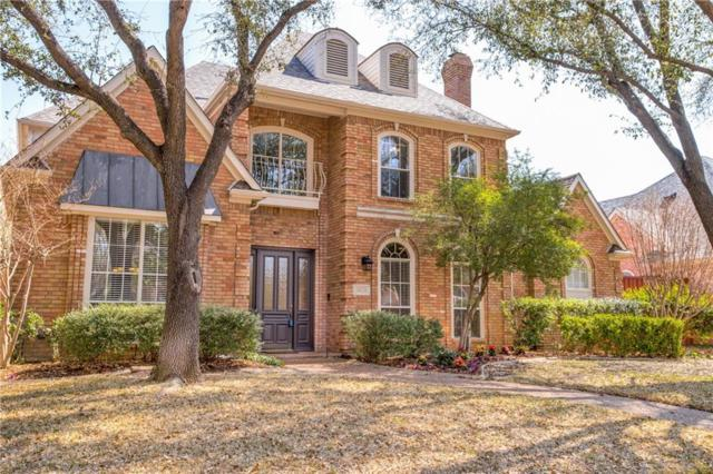 1608 Old Course Drive, Plano, TX 75093 (MLS #13795344) :: Team Hodnett