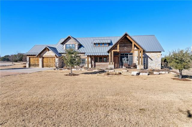1185 Grandview Drive, Graford, TX 76449 (MLS #13795345) :: Team Hodnett