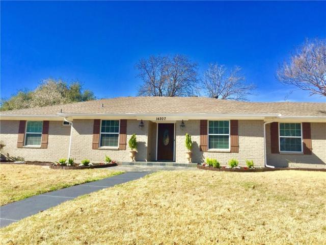 14207 Tanglewood Drive, Farmers Branch, TX 75234 (MLS #13795383) :: Team Hodnett