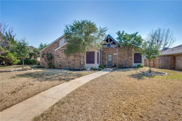1620 Sutters Mill Drive, Carrollton, TX 75007 (MLS #13795410) :: RE/MAX Town & Country