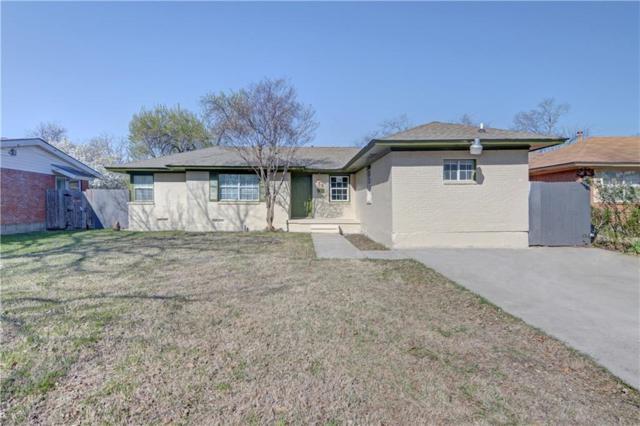 11019 Tascosa Street, Dallas, TX 75228 (MLS #13795425) :: Robbins Real Estate Group