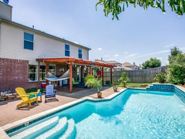 8605 Muir Drive, Fort Worth, TX 76244 (MLS #13795437) :: The Marriott Group