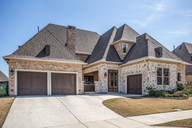 3512 Sutton Drive, Flower Mound, TX 75028 (MLS #13795441) :: Team Hodnett