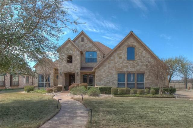1041 Crown Valley Drive, Weatherford, TX 76087 (MLS #13795553) :: Team Hodnett