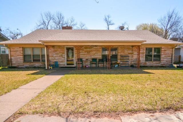 1060 W Vanderbilt Street, Stephenville, TX 76401 (MLS #13795578) :: Team Hodnett