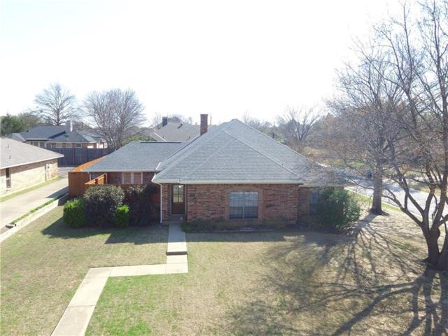 604 Meadowcrest Drive, Highland Village, TX 75077 (MLS #13795595) :: The Marriott Group
