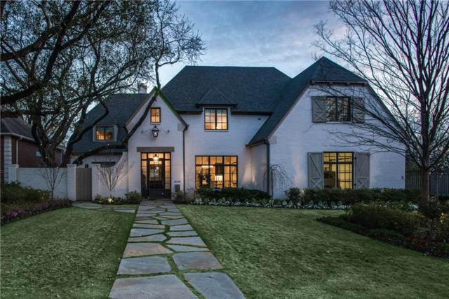 6048 Glendora Avenue, Dallas, TX 75230 (MLS #13795607) :: Robbins Real Estate Group