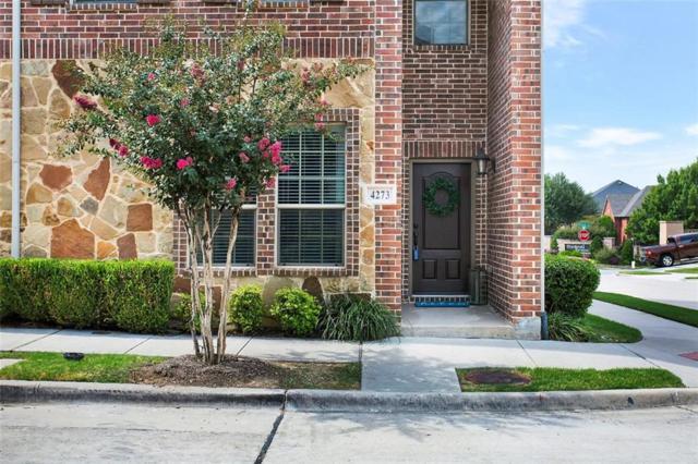 4273 Riverview Drive, Carrollton, TX 75010 (MLS #13795615) :: Team Tiller