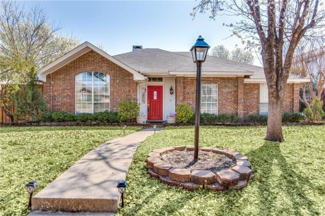 1413 Dudley Drive, Carrollton, TX 75007 (MLS #13795623) :: RE/MAX Town & Country