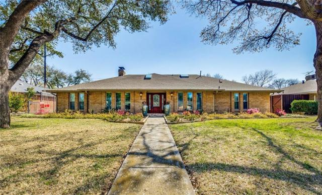7616 Cliffbrook Drive, Dallas, TX 75254 (MLS #13795661) :: Robbins Real Estate Group