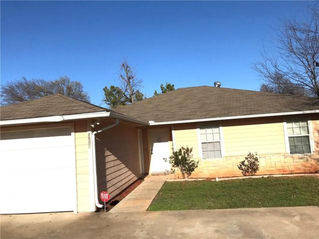 1507 N Brents Avenue, Sherman, TX 75090 (MLS #13795662) :: Baldree Home Team