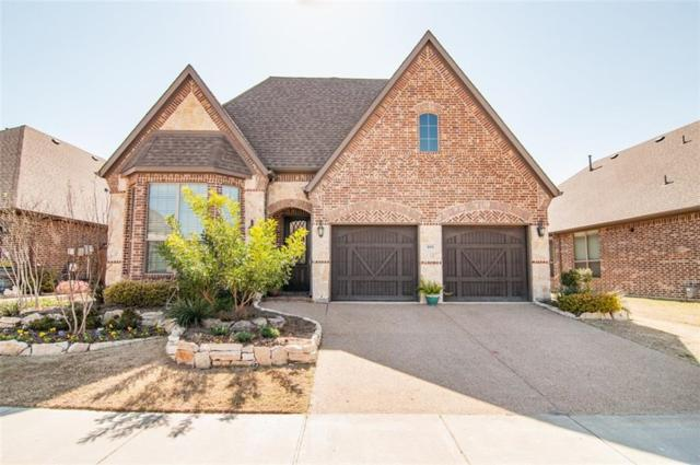 595 Deverson Drive, Rockwall, TX 75087 (MLS #13795666) :: Baldree Home Team