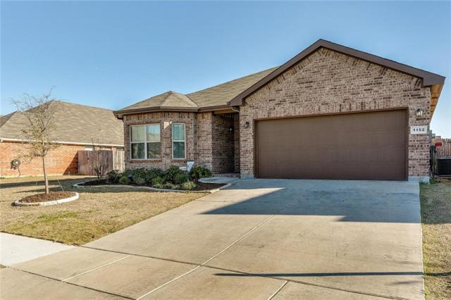 1152 Sierra Blanca Drive, Fort Worth, TX 76028 (MLS #13795669) :: Team Hodnett