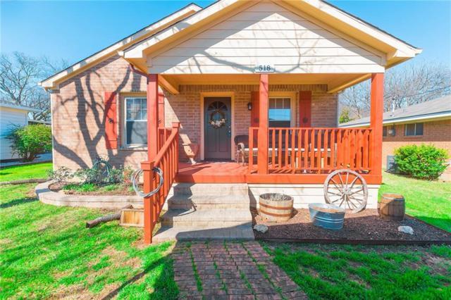 518 Pafford Street, Justin, TX 76247 (MLS #13795680) :: Cassandra & Co.