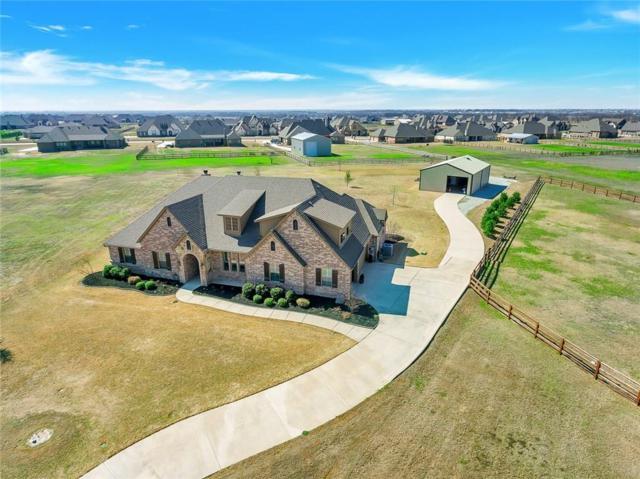 9341 Avery Ranch Way, Justin, TX 76247 (MLS #13795695) :: Cassandra & Co.