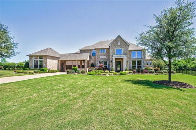 5404 Lake Victoria Court, Flower Mound, TX 75022 (MLS #13795714) :: Real Estate By Design
