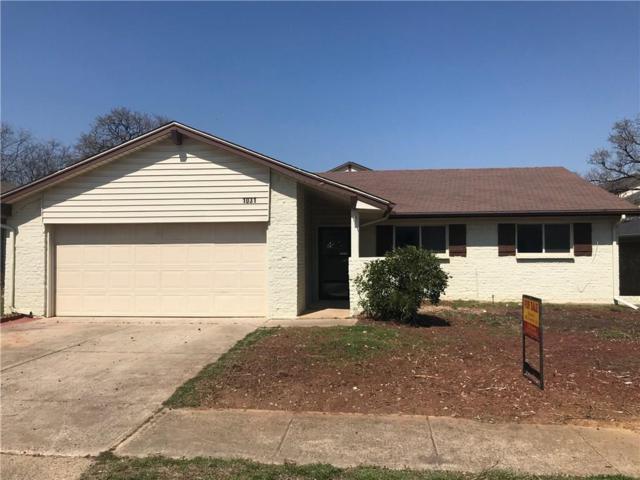 1031 Kings Manor Drive, Lake Dallas, TX 75065 (MLS #13795770) :: Real Estate By Design