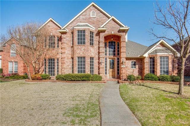 3804 Amberglow Court, Carrollton, TX 75007 (MLS #13795799) :: Team Tiller