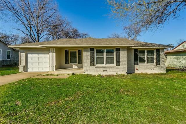 3008 Binyon Avenue, Fort Worth, TX 76133 (MLS #13795800) :: Team Hodnett