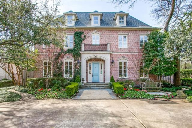 3925 Caruth Boulevard, University Park, TX 75225 (MLS #13795803) :: Robbins Real Estate Group