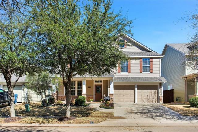 806 George Street, Lantana, TX 76226 (MLS #13795827) :: The Real Estate Station