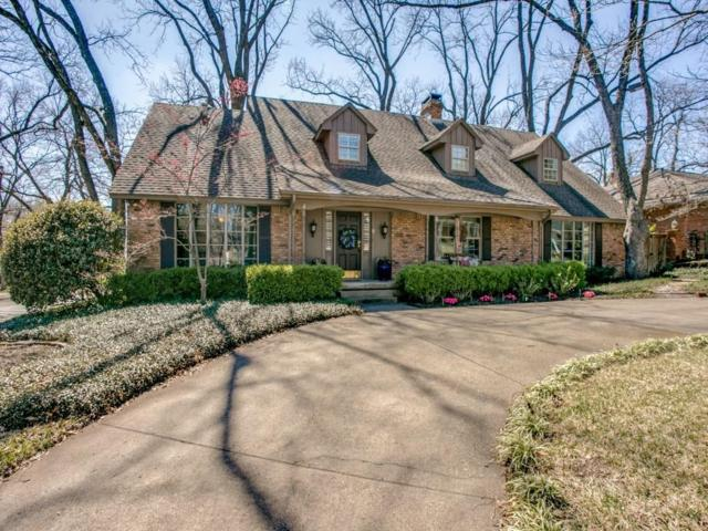 9650 Estate Lane, Dallas, TX 75238 (MLS #13795838) :: The Mitchell Group