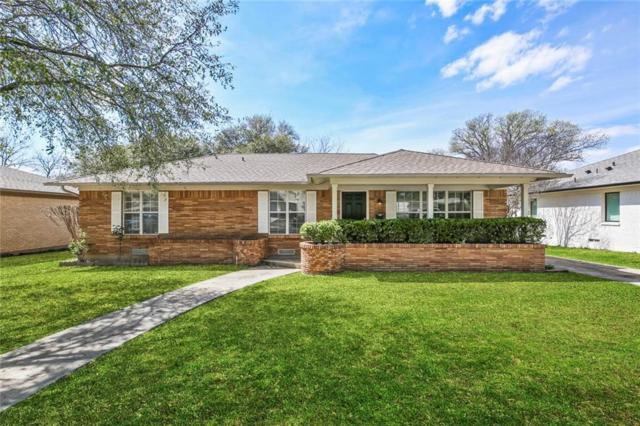 9941 Gooding Drive, Dallas, TX 75220 (MLS #13795880) :: The Marriott Group