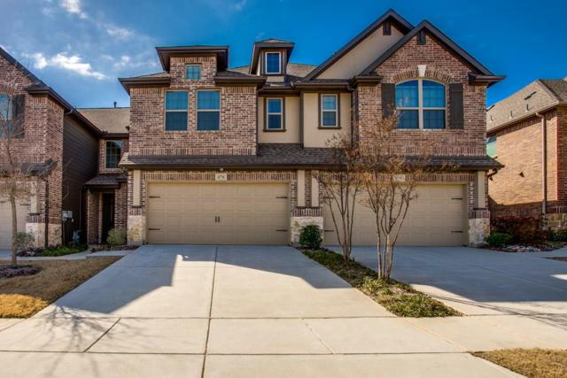 4776 Bridgewater Street, Plano, TX 75074 (MLS #13795903) :: Pinnacle Realty Team