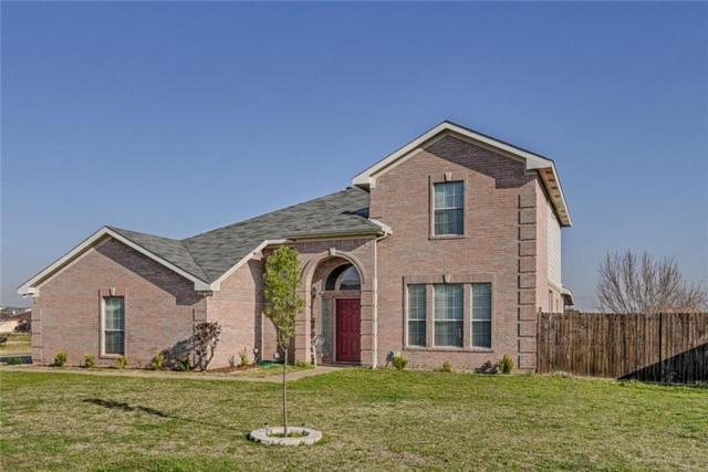 2612 Braford Drive, Crowley, TX 76036 (MLS #13795905) :: Century 21 Judge Fite Company