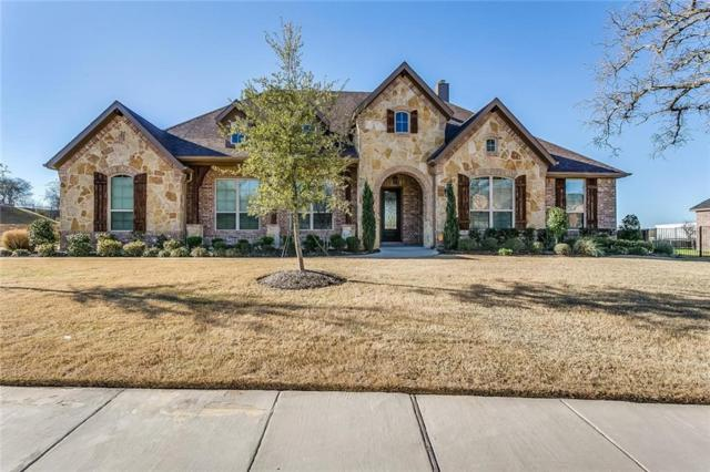 748 Flamingo Circle, Burleson, TX 76028 (MLS #13795911) :: The Mitchell Group