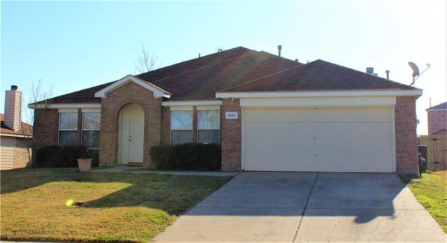 1002 Hanover Drive, Forney, TX 75126 (MLS #13795913) :: Team Hodnett