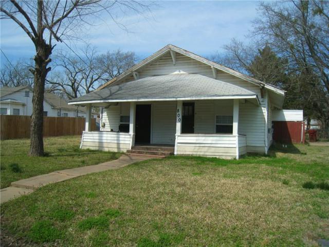 800 W 8th Street, Bonham, TX 75418 (MLS #13795918) :: Baldree Home Team