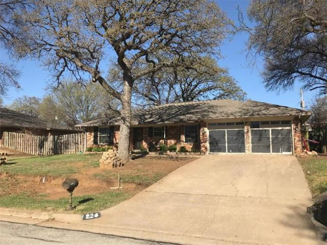 224 Betty L Lane, Burleson, TX 76028 (MLS #13795921) :: The Mitchell Group