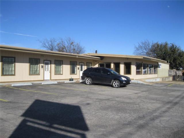 1104 W Walker Street, Breckenridge, TX 76424 (MLS #13795942) :: The Heyl Group at Keller Williams