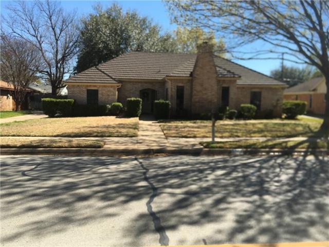 2701 Woodside Drive, Arlington, TX 76016 (MLS #13795948) :: The Mitchell Group
