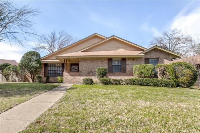 1811 Serenade Lane, Richardson, TX 75081 (MLS #13795960) :: RE/MAX Town & Country