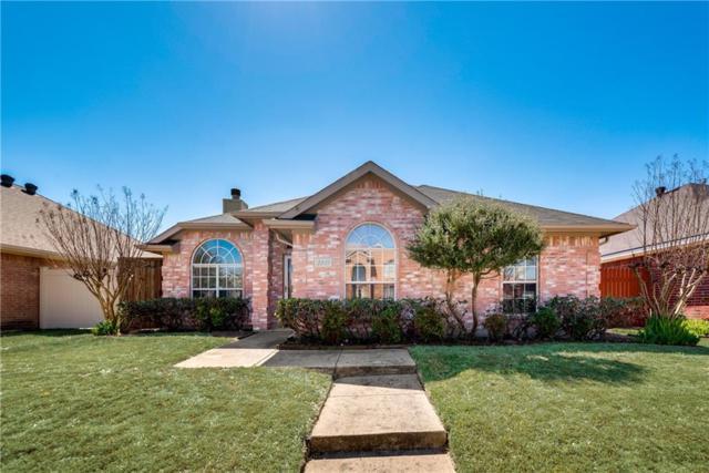 2621 Spring Rain Drive, Mesquite, TX 75181 (MLS #13795986) :: Team Hodnett